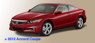 2012 Honda Accord Coupe Pricing