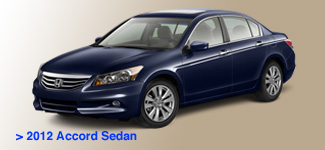 2012 Honda Accord Sedan Pricing