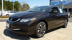 2014 Honda Civic EX Sedan Lease special