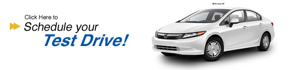 schedule your Civic HF test drive today
