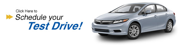 Schedule your Civic test drive today