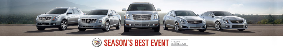 Cadillac Seasons Best Event