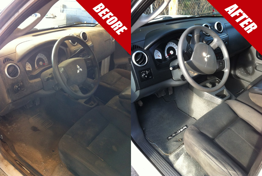 auto detailing before and after pictures myrtle beach sc. Black Bedroom Furniture Sets. Home Design Ideas