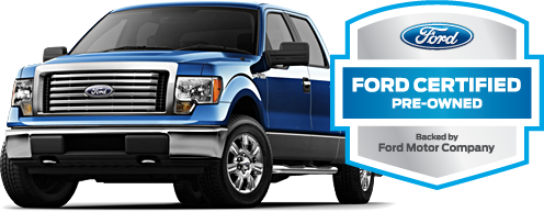 's Certified Ford Used Vehicles
