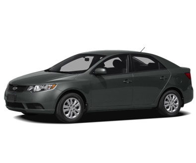 Grey Kia Forte for sale