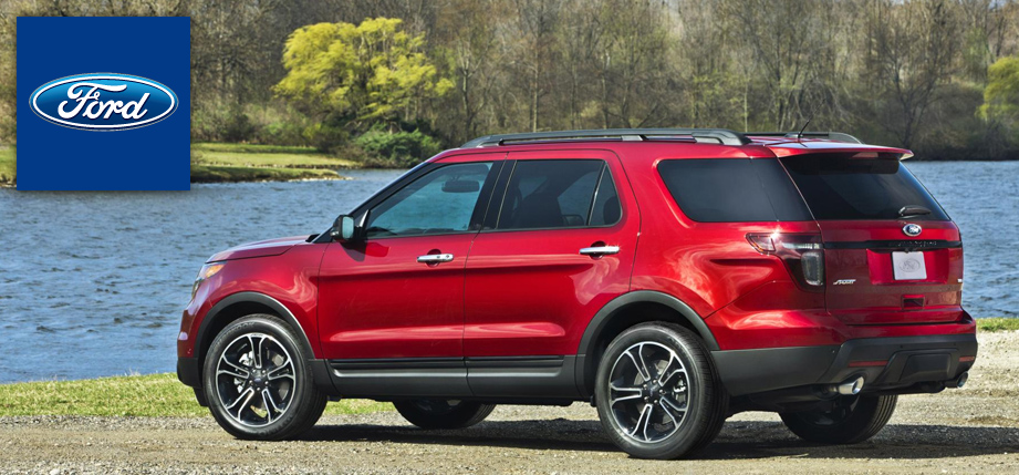 2014 Ford Explorer Scottsboro AL