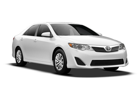 2014 Toyota Camry Performance
