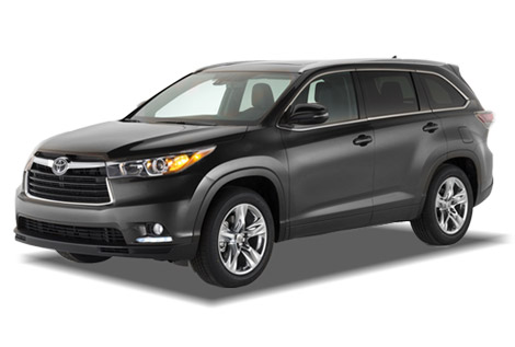 2014 Toyota Highlander Performance