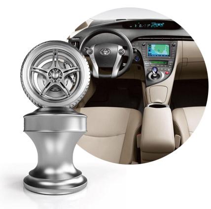 2014 Toyota Prius Interior Chicago IL