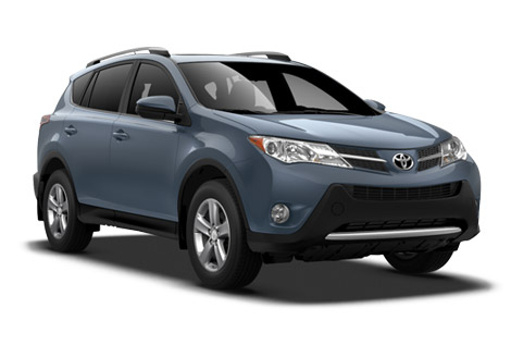 2014 Toyota RAV4 Performance