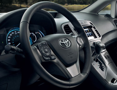2014 Toyota Venza Interior
