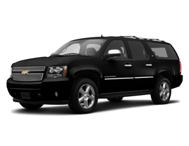 2014 Chevy Suburban Performance
