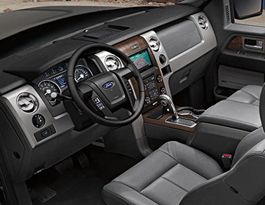 2014 Ford F-150 Interior Eau Claire WI