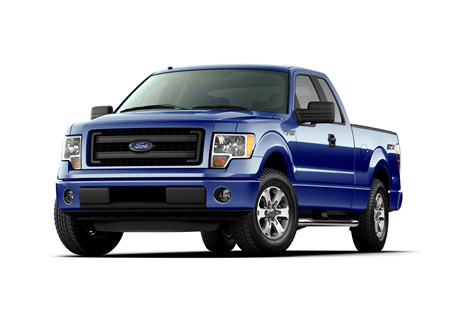 2014 Ford F-150 Exterior Eau Claire WI