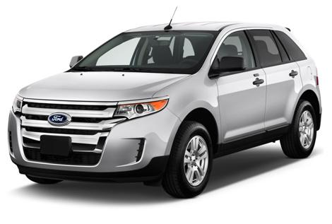 2014 Ford Edge Design Eau Claire WI
