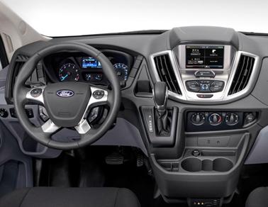 2014 Ford Edge Interior Eau Claire WI