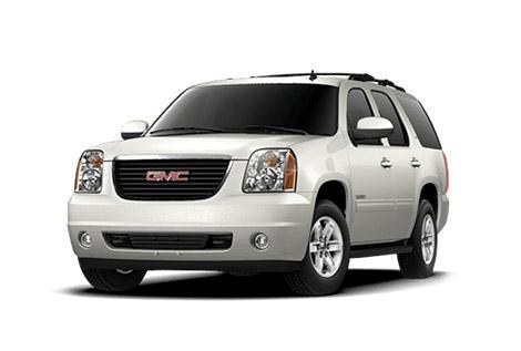 2014 GMC Yukon XL Front