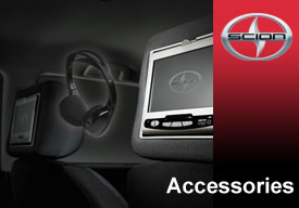 Scion Accessories