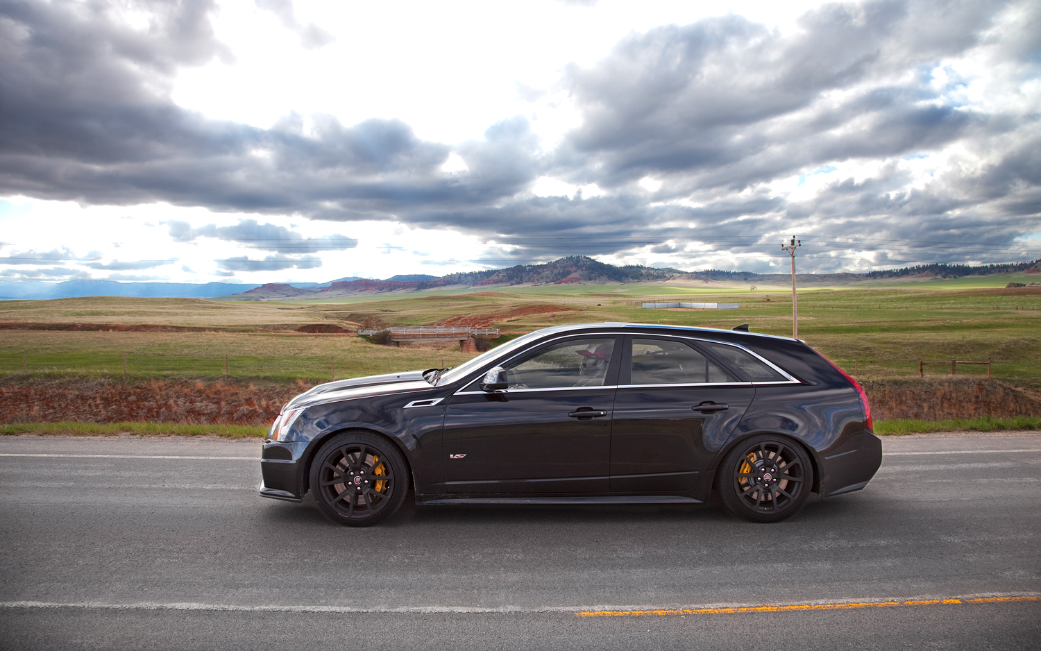 cts v wagon for sale