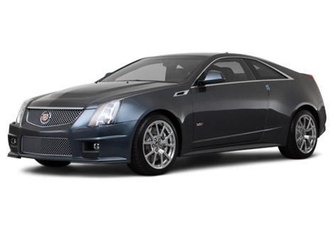 2014 Cadillac CTS-V Front