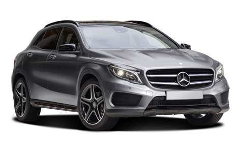 2015 Mercedes-Benz GLA Performance