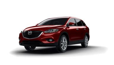 2015 Mazda Cx 9 Vs 2015 Ford Explorer