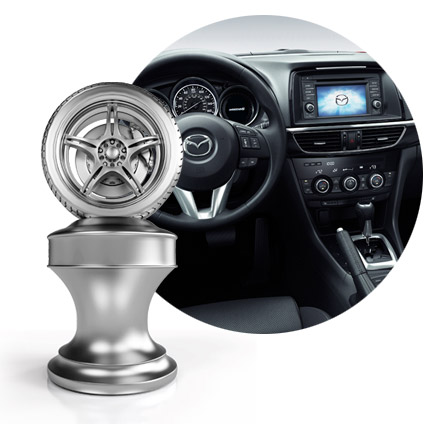 Mazda6 vs. Toyota Camry