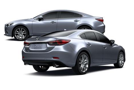 2014 Mazda6 Models