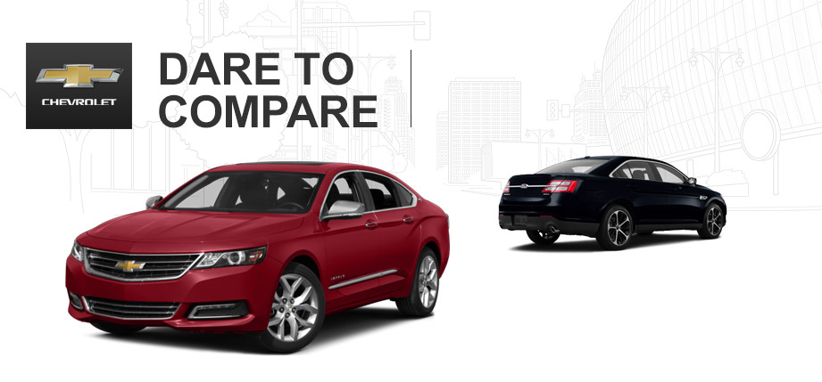 2015 chevy impala vs 2015 ford taurus. Black Bedroom Furniture Sets. Home Design Ideas