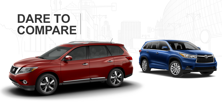 2014 Pathfinder Vs 2014 Highlander | Autos Weblog