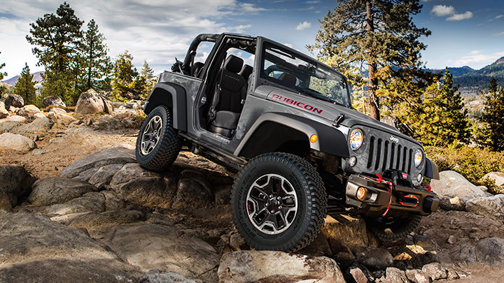 Off Road Jeep Wrangler 2014 2014 Jeep Wrangler Side