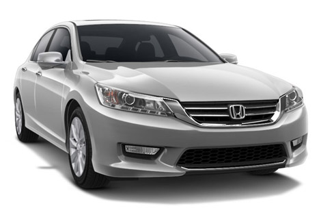 2014 Honda Accord Manhattan
