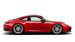 2019 911 Carrera Coupe