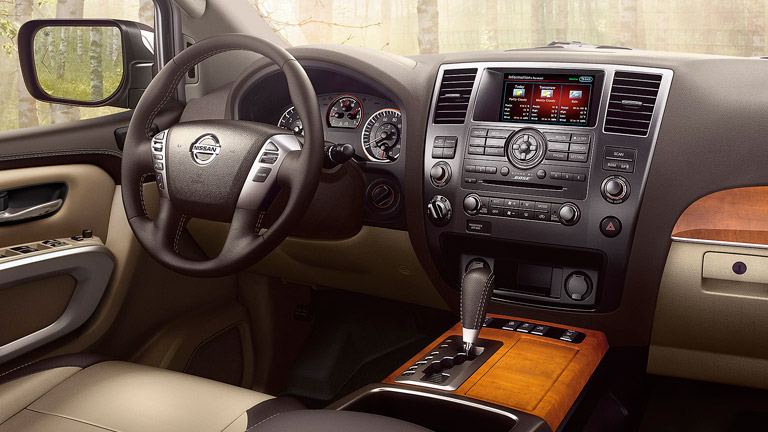 2015 Nissan Armada Features And Specs Nissan Of Auburn Dealer