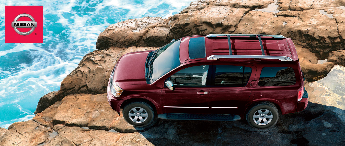 2014 Nissan Armada Houston TX