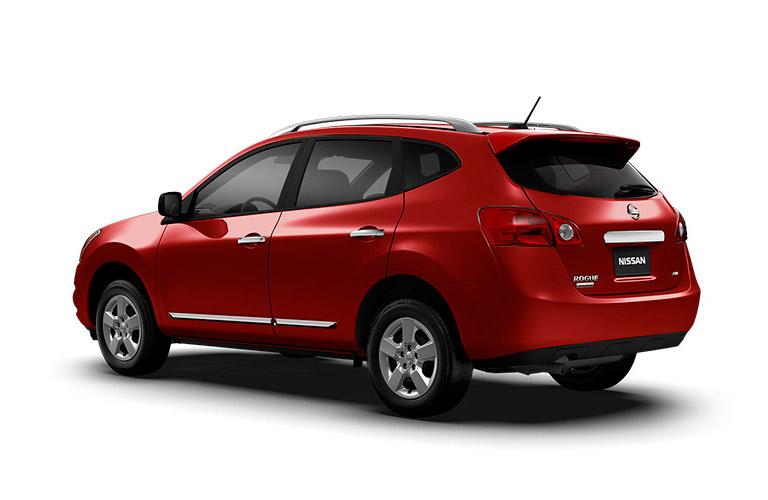 2014 Nissan Rogue Select exterior