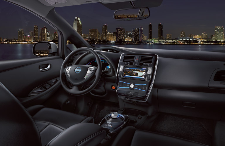 2014 Nissan Leaf Humble TX