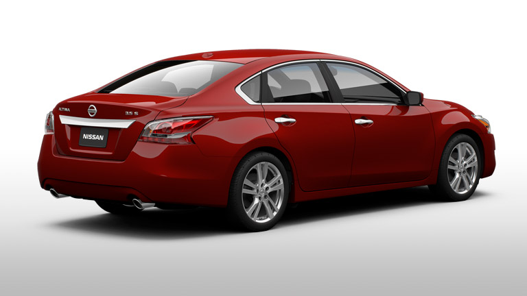 2014 Nissan Altima Houston TX exterior