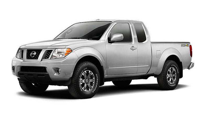 2014 Nissan Frontier Vs 2014 Toyota Tacoma