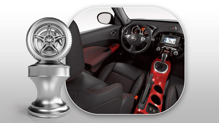 2014 Nissan Juke interior