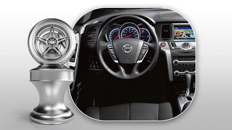2014 Nissan Murano Houston TX interior
