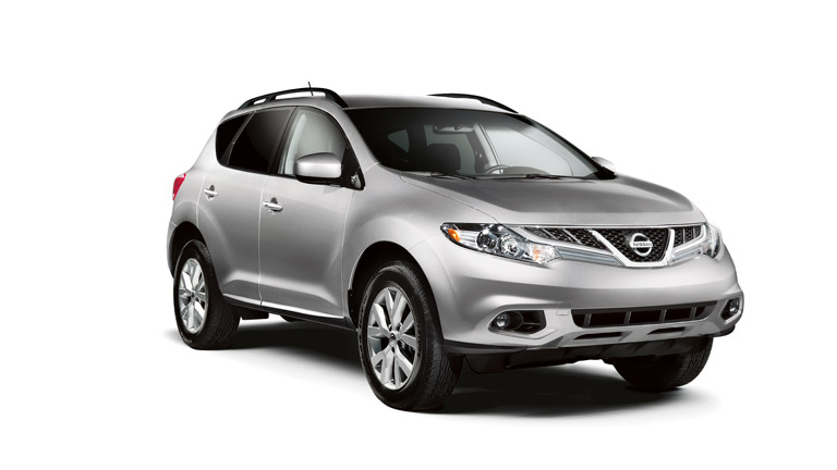 2014 Nissan Murano Houston TX exterior