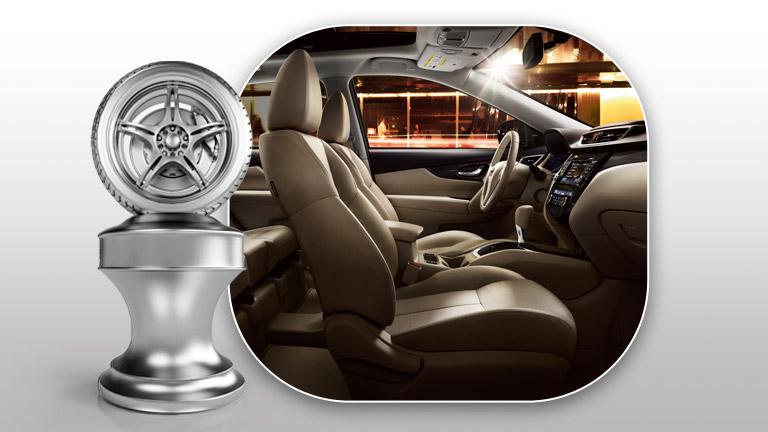 2014 Nissan Rogue Houston TX interior