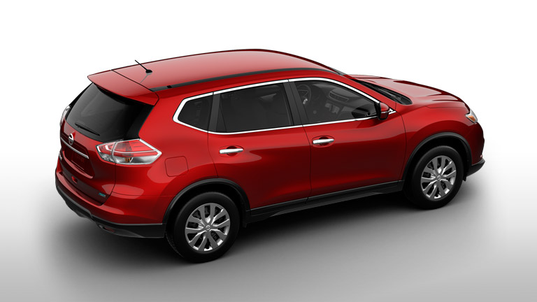 2014 Nissan Rogue Houston TX exterior