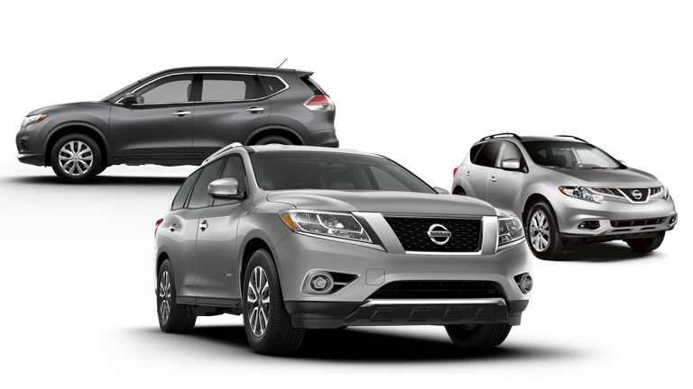 Nissan SUV Houston TX