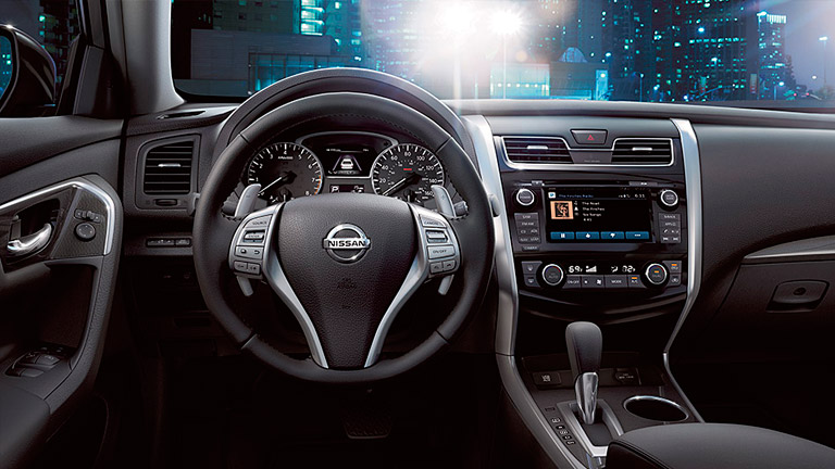 2015 Nissan Altima The Woodlands TX