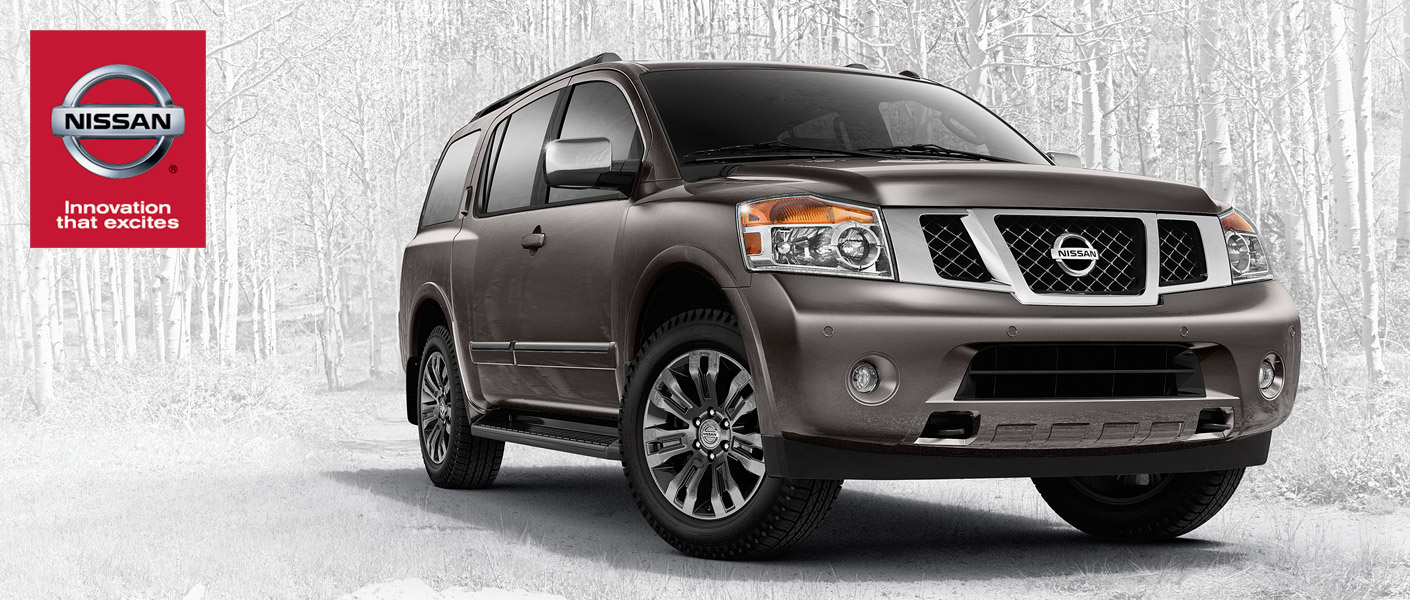 2015 Nissan Armada Houston TX