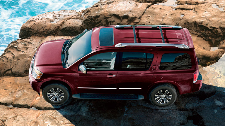 2015 Nissan Armada The Woodlands TX