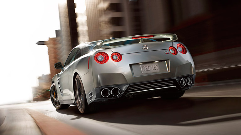 2015 Nissan GT-R The Woodlands TX