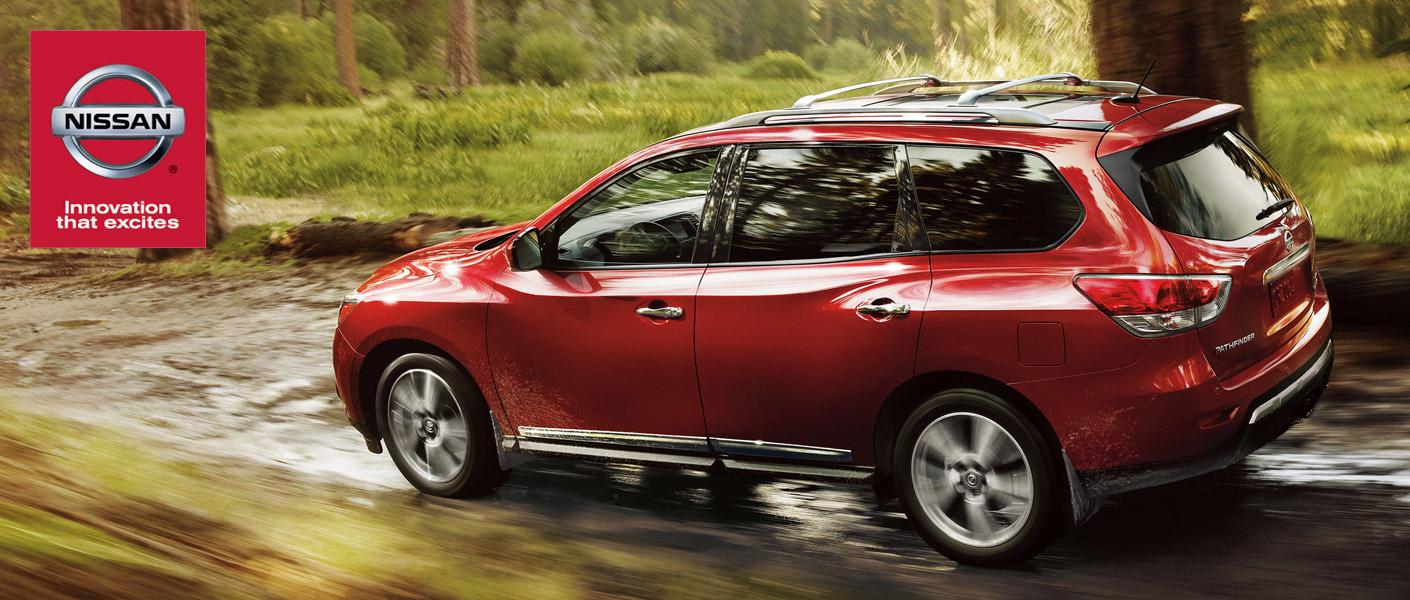 2015 Nissan Pathfinder Houston TX